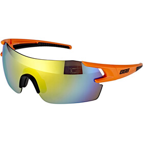 BBB FullView BSG-53 Sportbrille matt orange